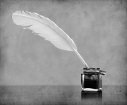 Writing Quill and Inkwell dreamstime_xs_18121004