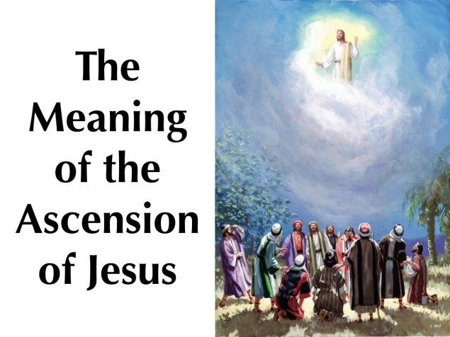 Meaning of Ascension