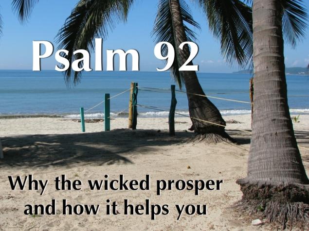 Psalm 92