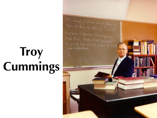 Troy Cummings