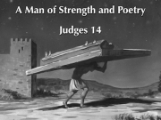 Judges 14 B&W Small