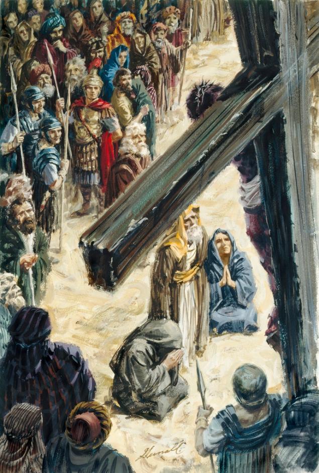 Jesus on the Cross GoodSalt-pppas0203