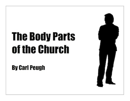 The Body Parts of the Church