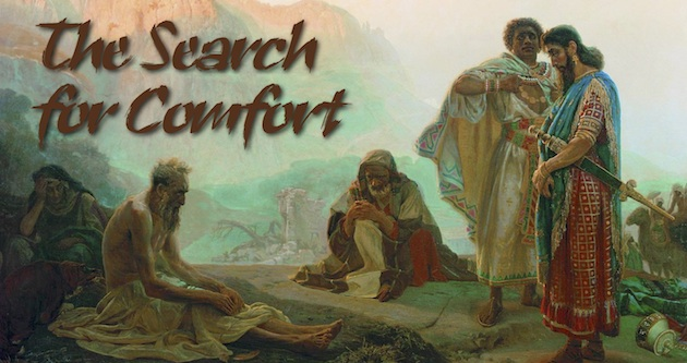 The Search for Comfort