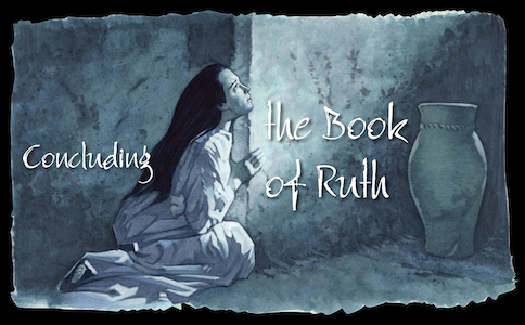 Conclusion of Ruth