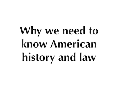 American History and Law Images