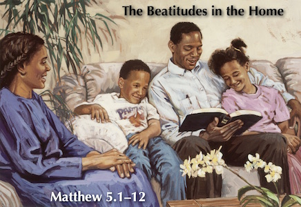 Beatitudes in the Home Image
