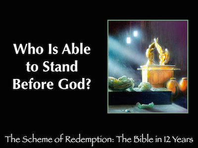 Who Is Able To Stand Before God.001