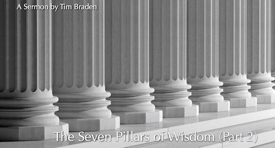 Pillars of Wisdom (Part 2) Featured Image