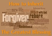Inherit the Greatest Blessing Featured Image