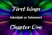Adonijah or Solomon Featured Image