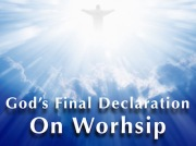 Declaration on Worship Featured Image