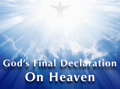 Declaration on Heaven Featured Image