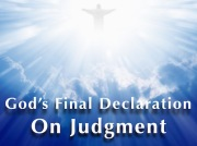 Declaration on Judgment Featured Image