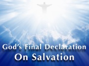 Declaration on Salvation Featured Image