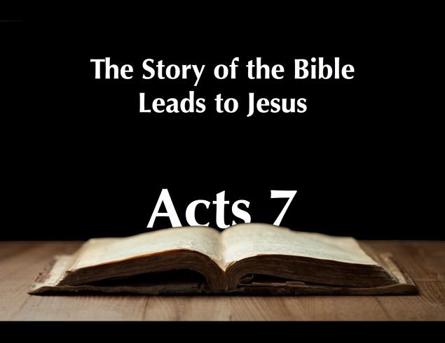 Acts 7 Image