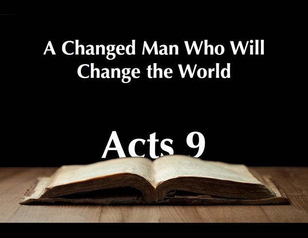 Acts 9 Image