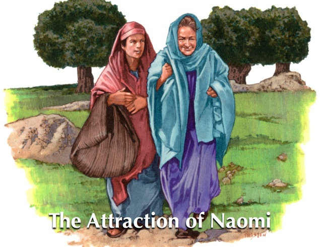 Attraction of Naomi Images