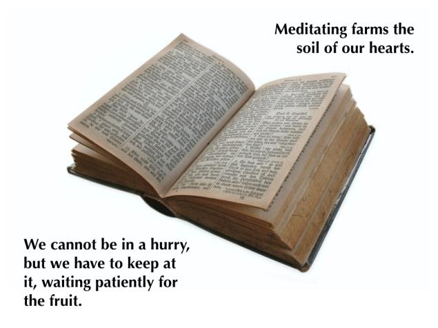 Meditation Lesson 4.024