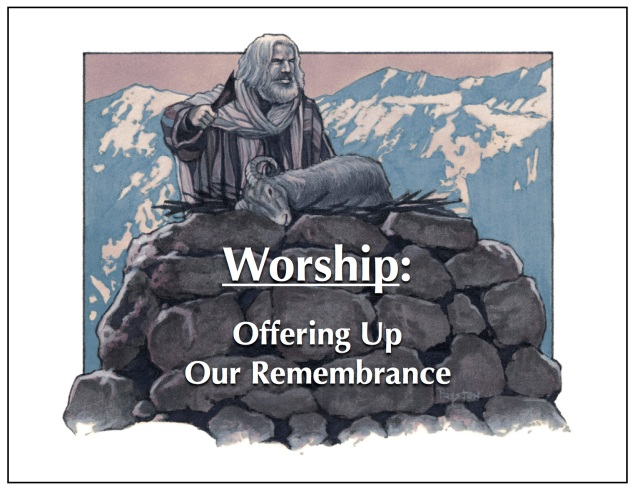 Worship-OfferingUpOurRemembrance Images