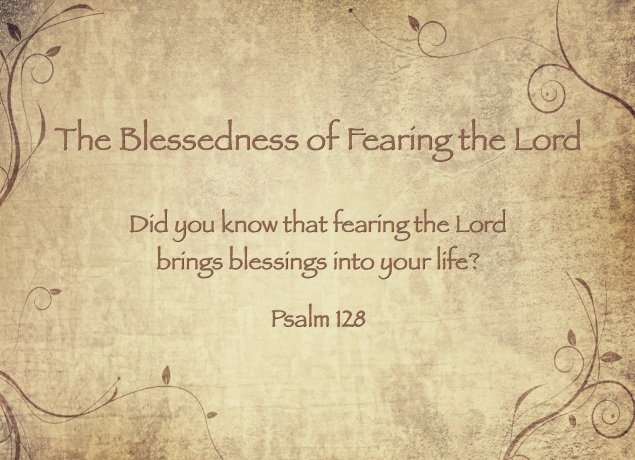 Psalm 128 Image
