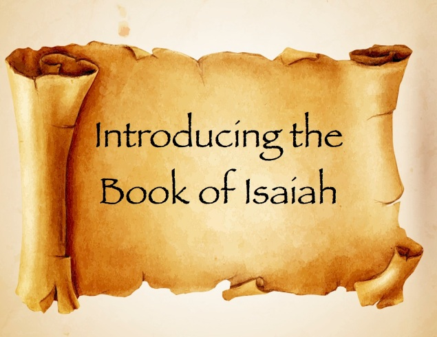 Introducing Isaiah Images
