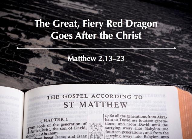 Matthew 2.13-23 Images