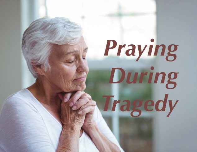 Praying During Tragedy Images