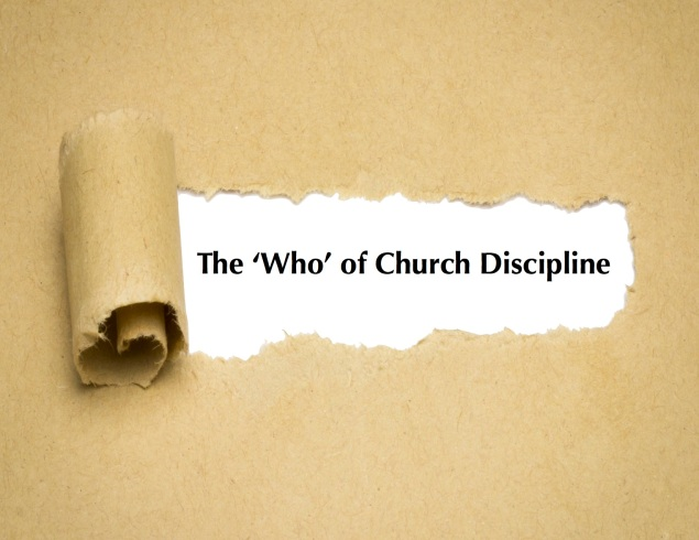 Who of Church Discipline Image