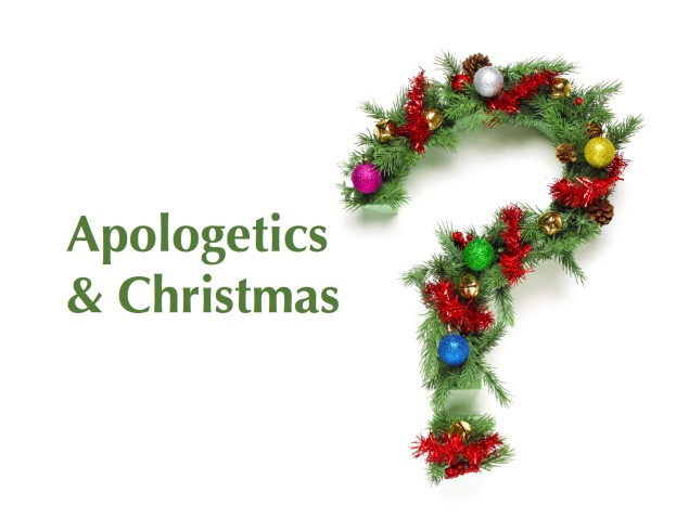 Apologetics and Christmas Images