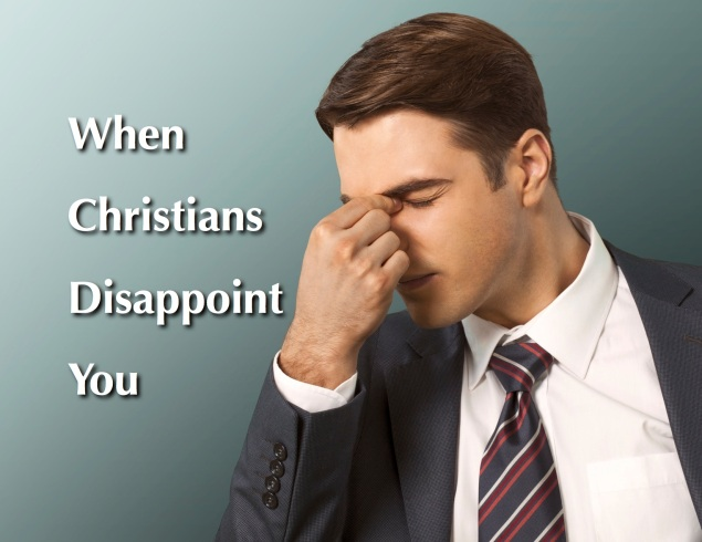 Christians Disappoint Images