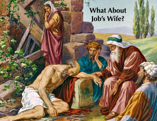 Jobs Wife