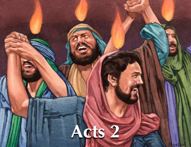 Acts 2 Images