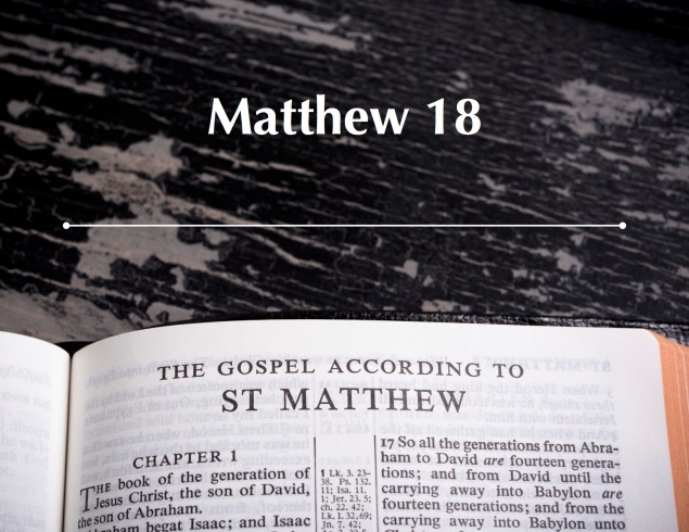Matthew 18 Images