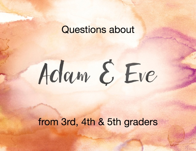 Adam and Eve Images