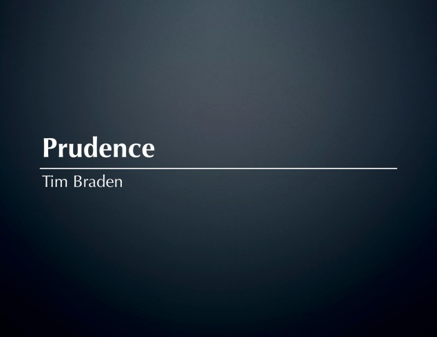 Prudence Tim Braden Images