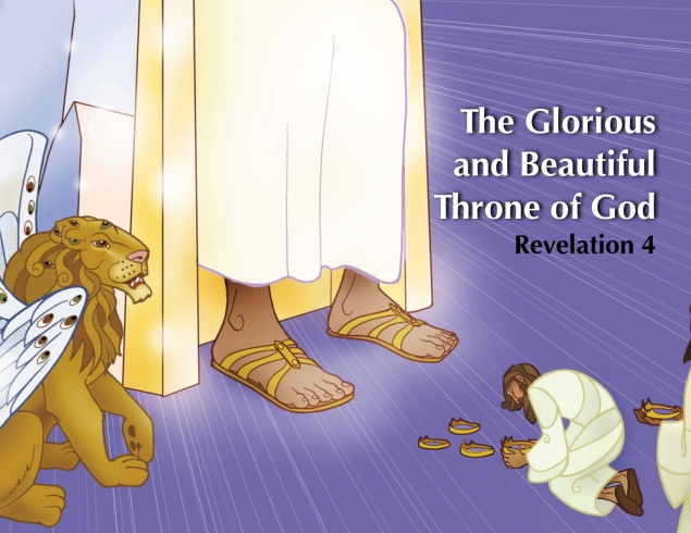 Throne of God Images