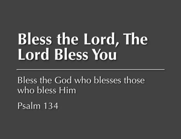 psalm 134 image