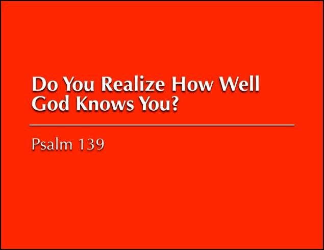 Psalm 139 Image