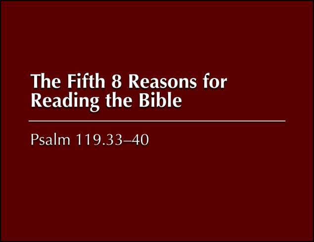 5th 8 Reasons Image
