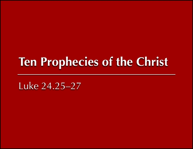 Ten Prophecies Image